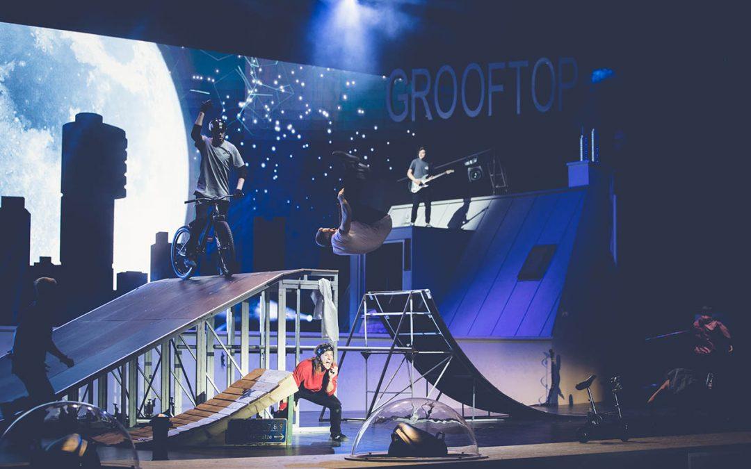 URBANATIX – Grooftop 2017 – Agentur Dacapo Ruhr – Michael Schwettmann Photography